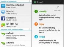 Mejora el rendimiento de tu móvil Android con Greenify