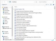 Windows 8: como activar el Modo Dios