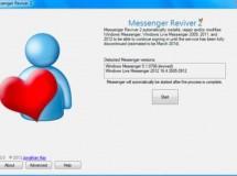 Messenger Reviver: usa nuevamente el Windows Live Messenger