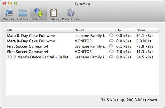 Aprende los pasos para compartir archivos en BitTorrent Sync