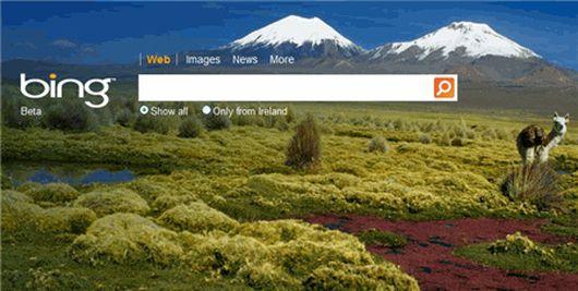 Las nuevas actualizaciones del buscador Bing