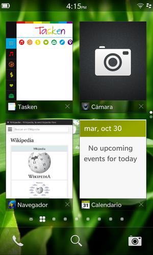 RIM presentó su nuevo modelo BlackBerry Q5 juvenil