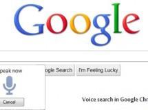 Google Chrome 27 ofrece búsqueda por voz