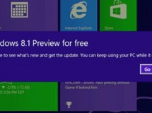 Windows 8.1 Preview ya disponible