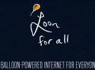 'Project Loon' de Google, un intento de universalizar el acceso a internet usando globos