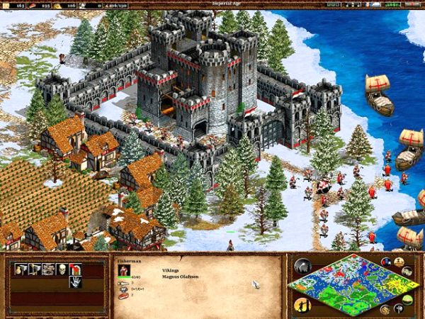 Age of Empires II también llegará para Android e iOS