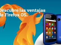 Firefox OS llega a España con el ZTE Open de Movistar