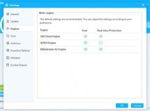 360 Internet Security 2013: el antivirus con tres motores