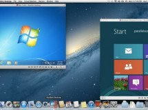 Apple publicita sus ordenadores con Windows 8 a través de Parallels Virtualization Software