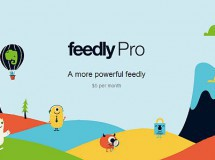 Feedly presenta un sistema de suscripción de pago
