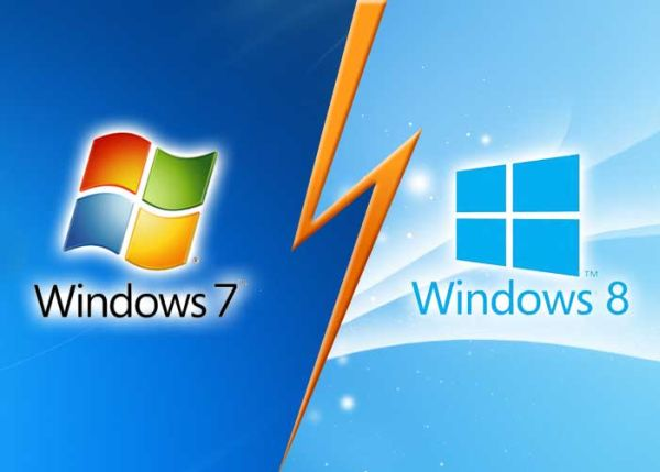 1 de cada 3 usuarios de Windows 8 se pasan nuevamente a Windows 7