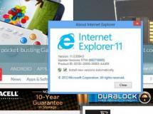 Microsoft dice que las imágenes JPG se cargan un 45% más rápido en IE11
