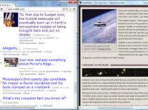 NiftySplit: un complemento para Chrome que divide la ventana en dos