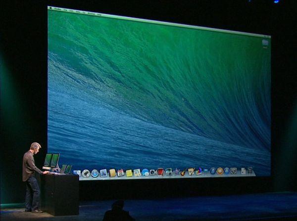 OS X Mavericks disponible para descarga y gratis