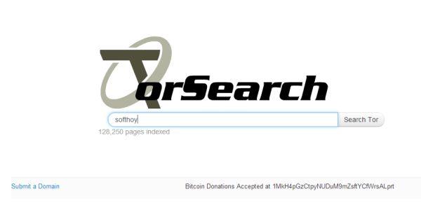 TorSearch: el buscador anónimo de Tor