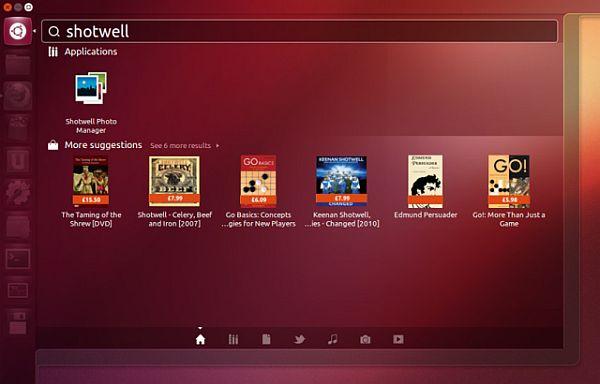 Ubuntu gana el premio Big Brother Award por Ubuntu Dash