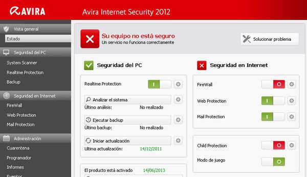 Avira da solución a problemas en la última actualización de su antivirus