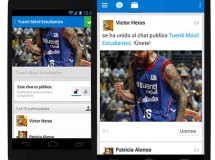 Tuenti presenta la versión 4.0 de su aplicación nativa para Android