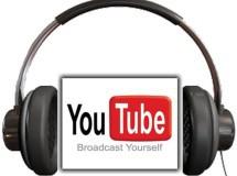 YouTube se encamina hacia el servicio pago de música