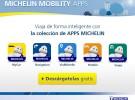 Las Mobility Apps de Michelin nos hacen fácil la vida a la hora de viajar
