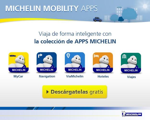 Michelin-Apps