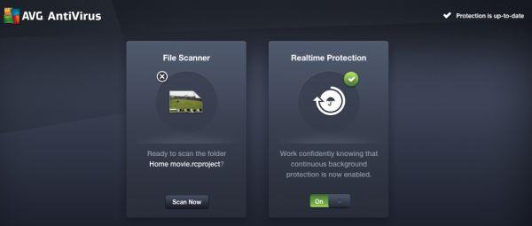 AVG presenta su antivirus para Mac