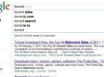 Google descartó 21 millones de pedidos de retiro de enlaces durante este año
