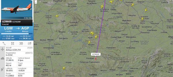 Flightradar24: monitorea los vuelos en todo el mundo