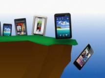 Las tabletas llegan a su pico de popularidad, algo que tarde o temprano sucedería