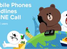 Line Call ya permite hacer llamadas a fijos y móviles a los usuarios de Android