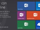 Trabaja online con las herramientas de Microsoft Office