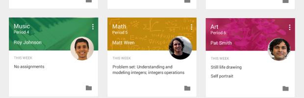 Google anuncia Classroom, plataforma gratuita orientada a profesores