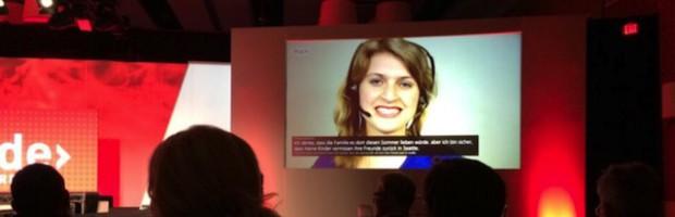 Microsoft prueba un sistema de traducción de audio en tiempo real para Skype