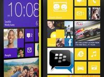 BBM para Windows Phone ya se encuentra en fase beta