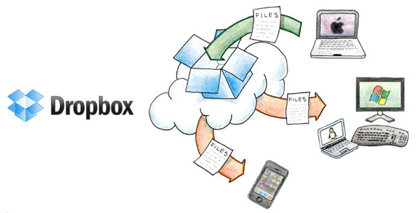 Dropbox Pro se actualiza con 1 TB de almacenamiento y más mecanismos de seguridad
