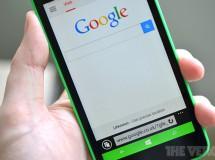 Microsoft no permitirá el uso de Google en sus dispositivos