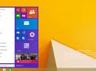 Se filtra una imagen del menú de inicio de Windows 9