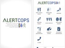 Alertcops, aplicación para avisar de alertas de seguridad a Policía y Guardia Civil