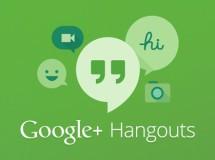 Google Hangouts se actualiza e implementa Google Voice