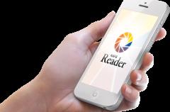 App para que invidentes puedan leer con facilidad