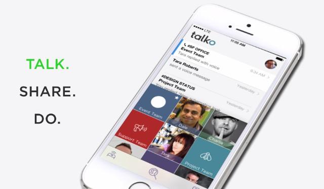 Talko, aparece más competencia en la mensajería instantánea