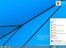 Vemos el centro de notificaciones y Cortana de Windows 9