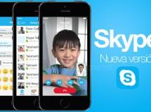 Skype para iOS 8 trae grandes mejoras