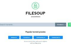 Filesoup, la alternativa a Google para buscar descargas P2P