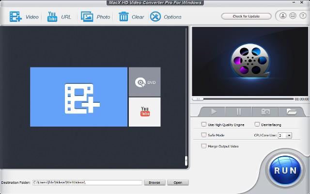 MacX HD Video Converter