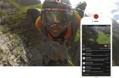 Livestream se actualiza permitiendo vídeo en vivo con la GoPro