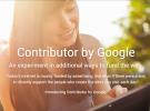 Contributor by Google, un experimento para financiar a los creadores de contenidos