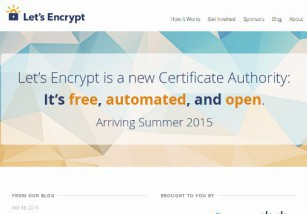 Let's Encrypt permite cifrar gratis las conexiones a las webs