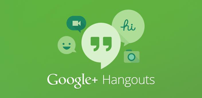 Stickers y filtros en la nueva versión de Hangouts