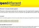 OpenBitTorrent está inactivo ¿qué le ha pasado?
